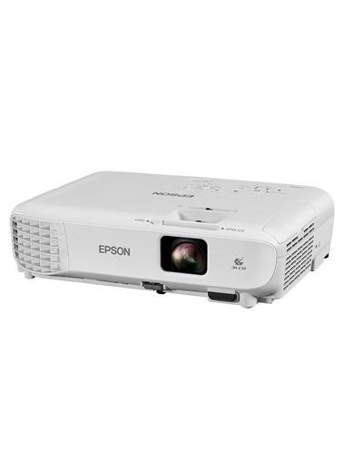 Epson EB-S05 800x600 LCD Projeksiyon Cihazı Renkli